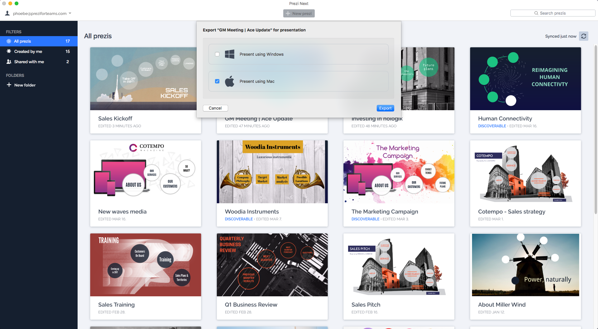 prezi for mac download free