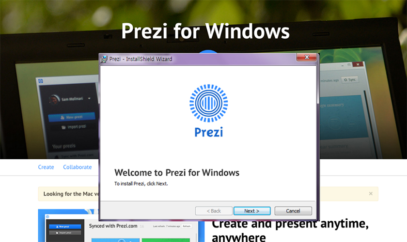 Get started with Prezi | Prezi Classic Support
