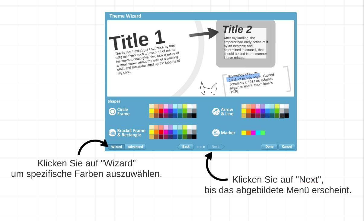 Tolle Wie Einen Rahmen Auf Prezi Löschen Bilder - Benutzerdefinierte ...