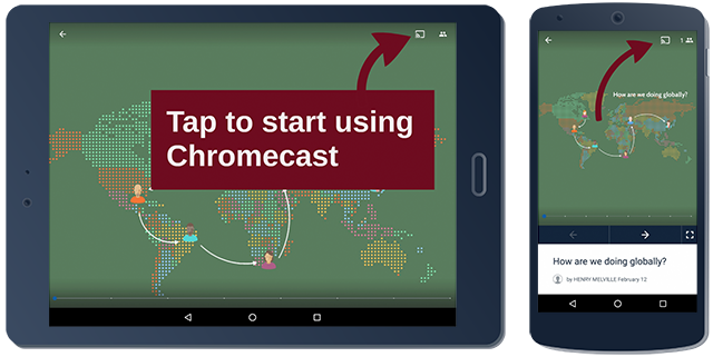 how to make a prezi on your phone